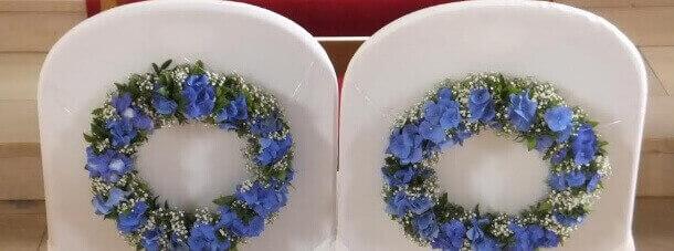 Hochzeitsexperten - kleine florale Detail