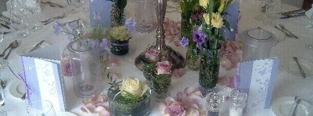 Hochzeitsexperten - Tischdekoration