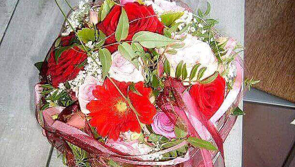 Floraler Raum- und Tischschmuck von Blumenhaus Ehling 1