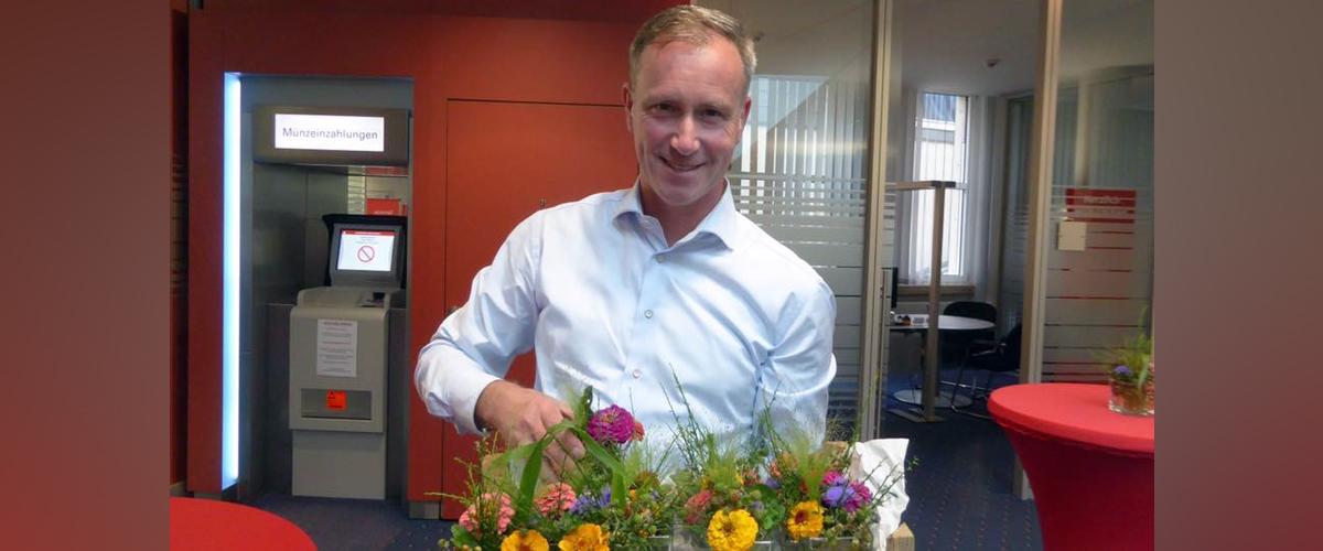Firmengeschäft - Blumenhaus Ehling - Blumen für das Münsterland