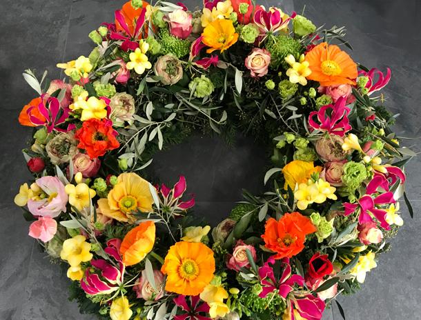 Trauerfloristik Blumenhaus EHling 3