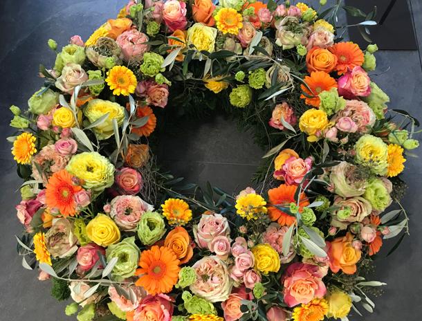 Trauerfloristik Blumenhaus EHling 4