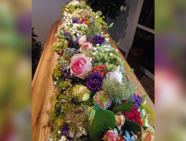 Trauerfloristik Blumenhaus EHling 22