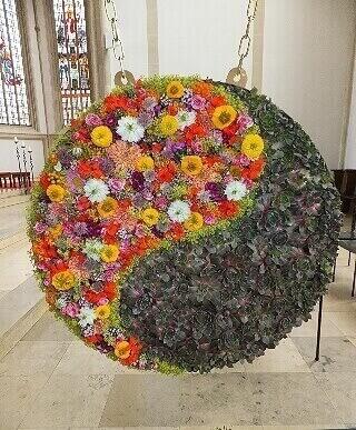 Trauerfloristik vom Blumenhaus Ehling
